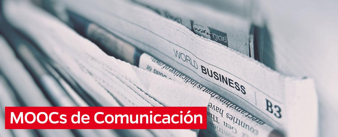 MOOCs Comunicación