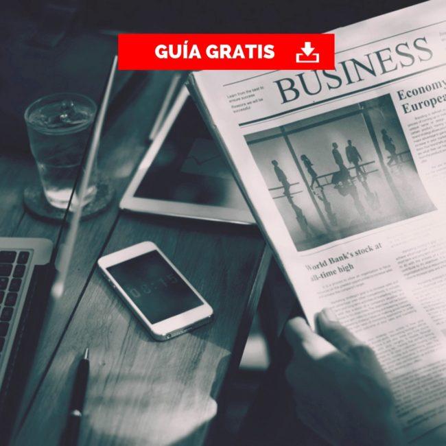 guía gratis nota de prensa