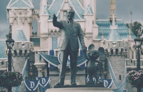 Walt Disney inspiración