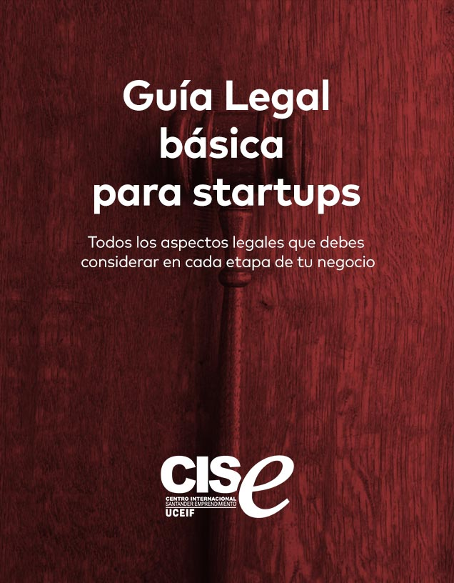 GUÍA LEGAL STARTUPS CISE