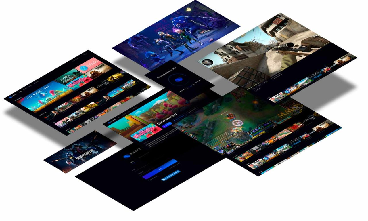 Cloud gaming - StartPoint