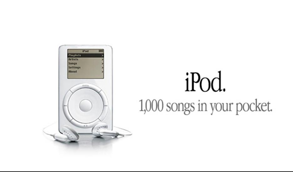 imagen iPod