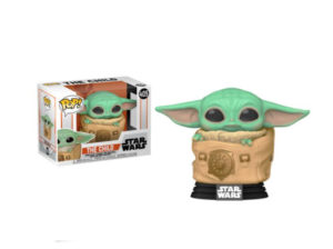 Funko Pop! Baby Yoda - Vía Frikily