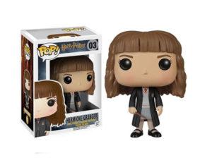 Funko Pop! Hermione (Harry Potter) - Vía Frikily